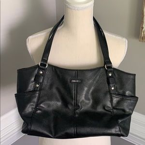 Faux Leather Relic Purse